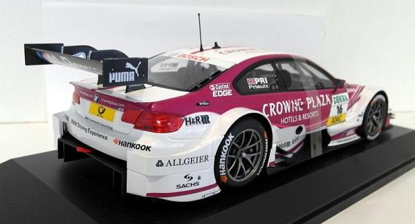 โมเดลรถ โมเดลรถเหล็ก โมเดลรถยนต์ BMW M3 DTM 2