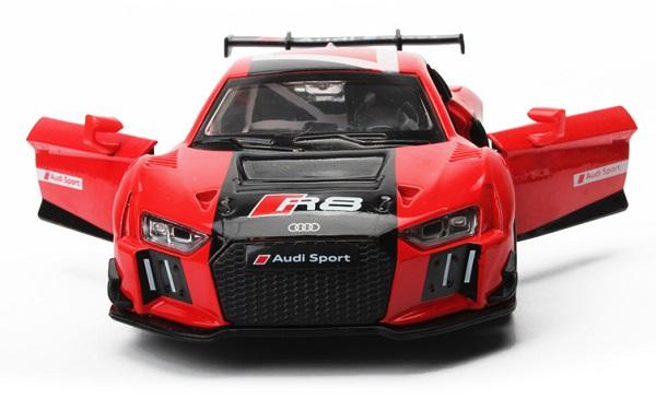 โมเดลรถเหล็ก โมเดลรถยนต์ Audi R8 LMS 5