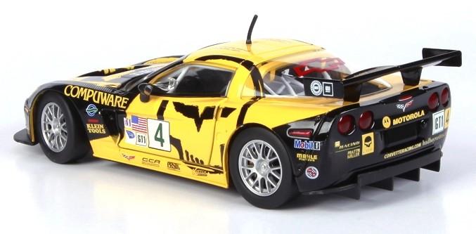 โมเดลรถ รถเหล็ก โมเดลรถเหล็ก โมเดลรถยนต์ Chevrolet C6R 2