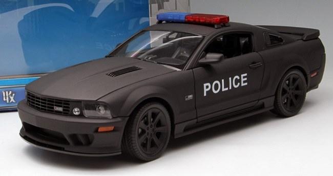 โมเดลรถ โมเดลรถเหล็ก โมเดลรถยนต์ Ford Police S281