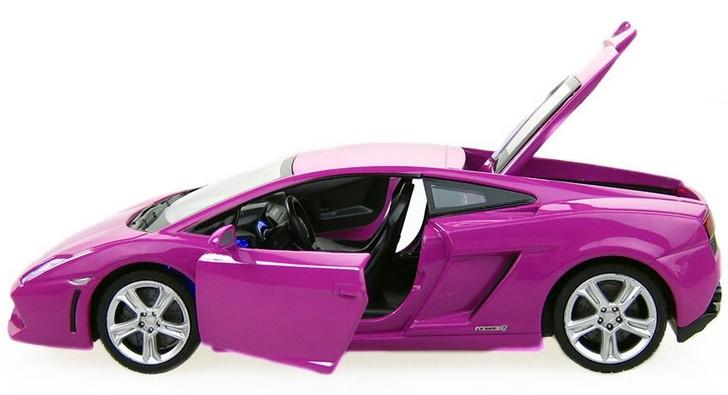 Lamborghini 560-4 Purple 6
