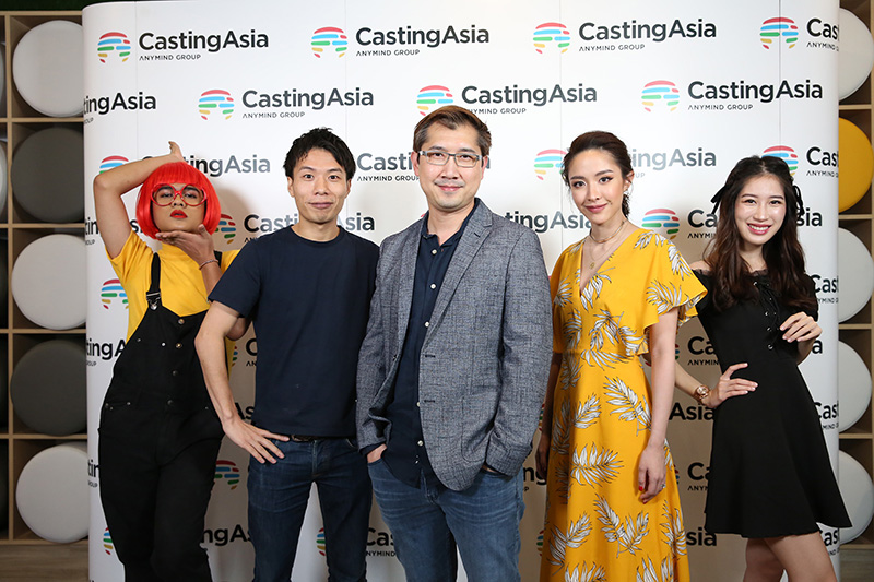 """""""CastingAsia invades the market, creating a huge network of creators in Thailand"""