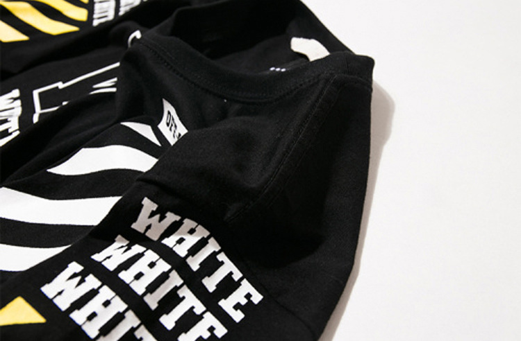 เสื้อยืด Off-white / Pyrex Kanye West Off-White 13 still MDK un11 (3)