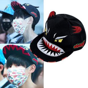 หมวกTFBOYS hip hop [PYM101]