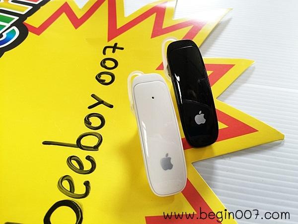 Bluetoothไร้สาย Iphone ล่าสุดใช้ได้ทุกรุ่น (ฟังเพลง MP3 ได้ +เชื่อมต่อกับมือถือได้พร้อมๆกัน 2 เครื่อง)