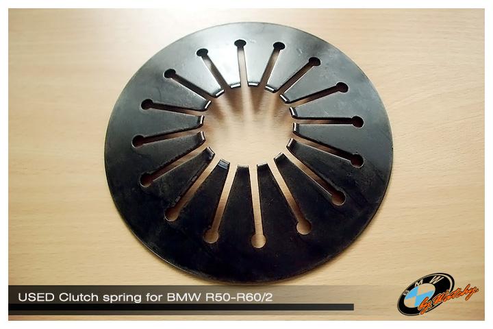 หวี กดครัช ของมือสองสภาพปิ๊งๆ สำหรับ BMW R50-50/2,R60-60/2