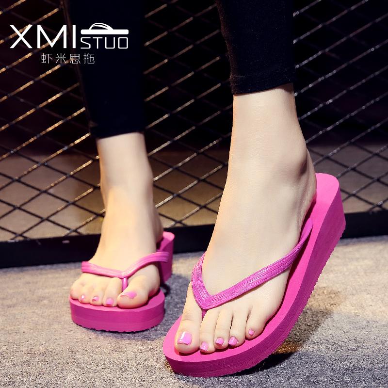 รองเท้าแฟชั่น รองเท้าแตะ รองเท้ามัฟฟิน รองเท้าแตะผู้หญิง - ซื้อ รองเท้าแตะแฟชั่นผู้หญิง