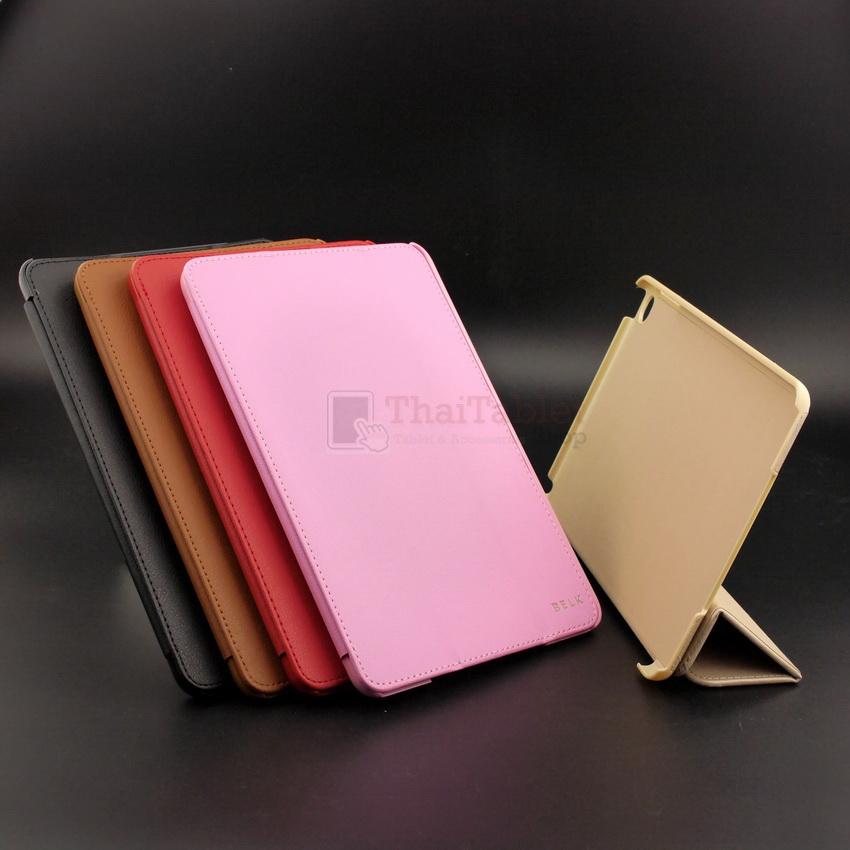 Belk Original Italian Leather Smart Cover Case For iPad MiNi 1 / 2 / 3