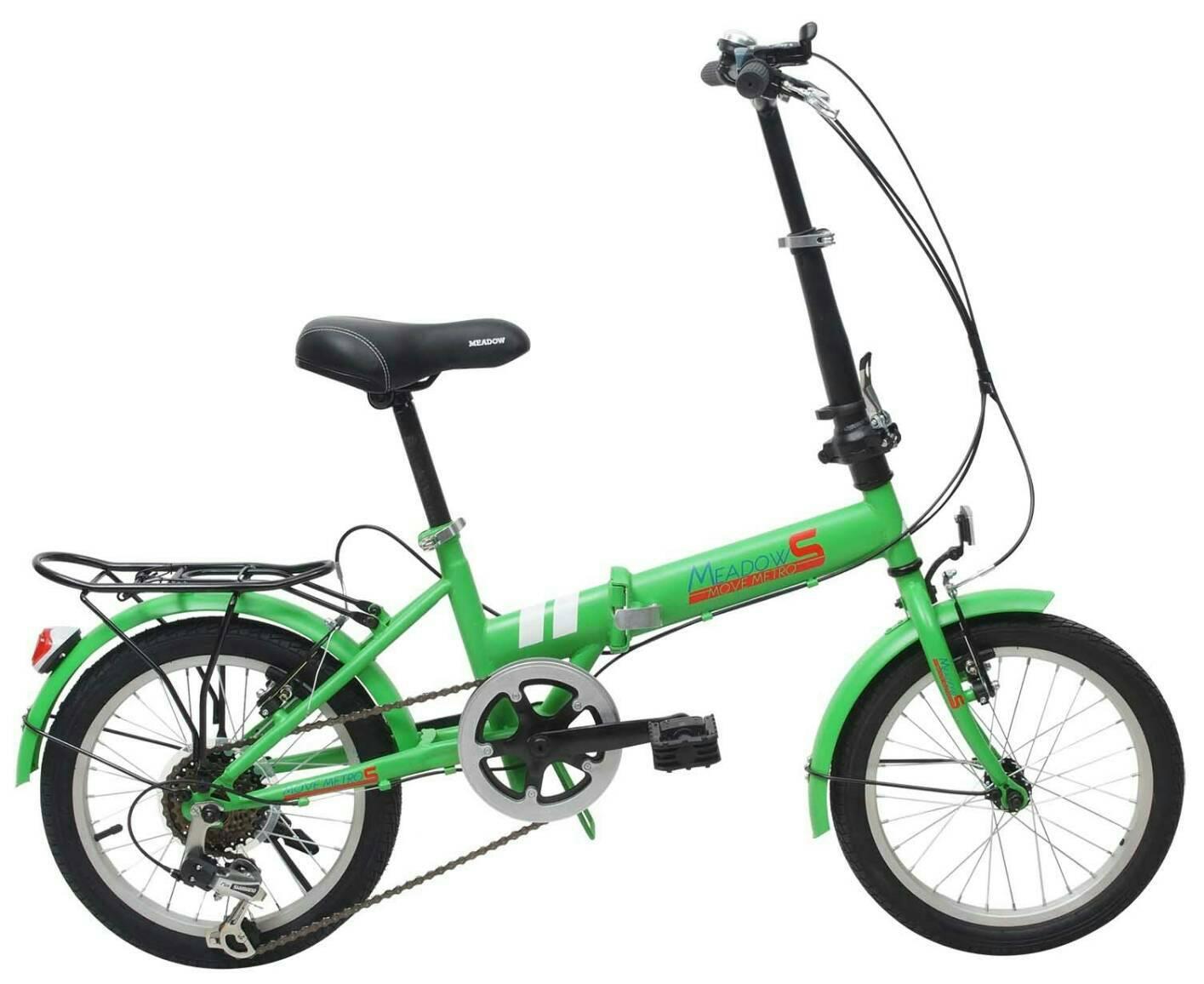 """จักรยานพับ 16"""" Meadow รุ่น Move Metro"""