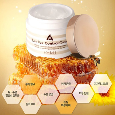 Dr.mj Bee Tox Controal Cream