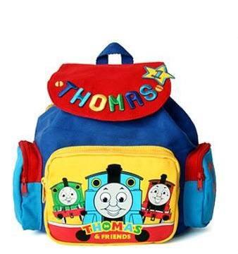 เป้โทมัส ลายรถไฟ 3 ขบวน