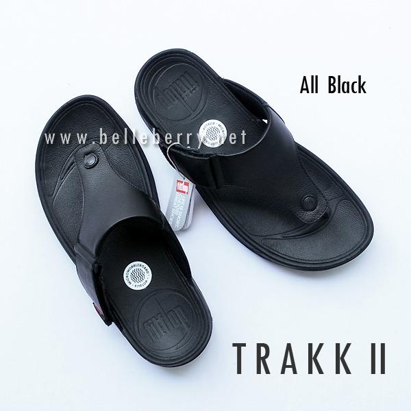 **พร้อมส่ง** FitFlop TRAKK II : All Black : Size US 8 / EU 41