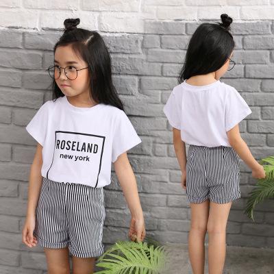 pr2860 เสื้อ+กางเกง เด็กโต 140-160 3 ตัวต่อแพ็ค