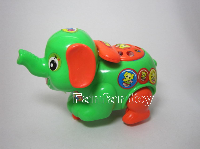 ช้างโทรศัพท์ สีเขียว