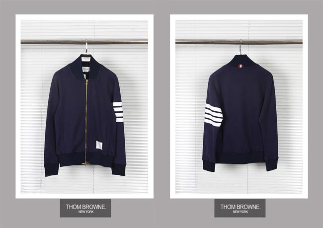 เสื้อแจ็ตเก็ตThome Browne Sweat Jacket มี 2 สี