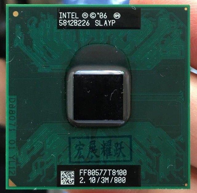 [CPU NB] Intel® Core™2 Duo T8100