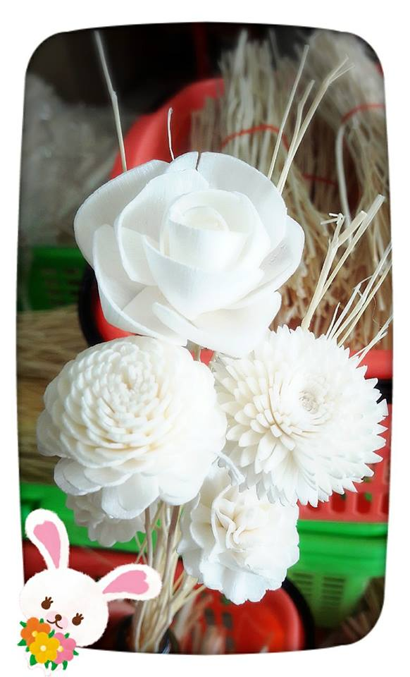 ดอกเยียบีร่าขายปลีก 60บาท (10ดอก)