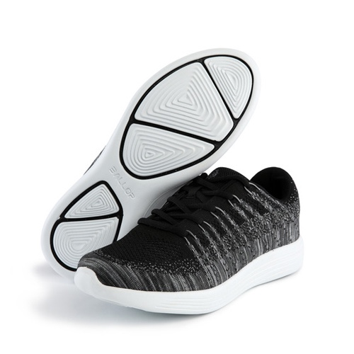 Sneakers Mix Black 230-280mm
