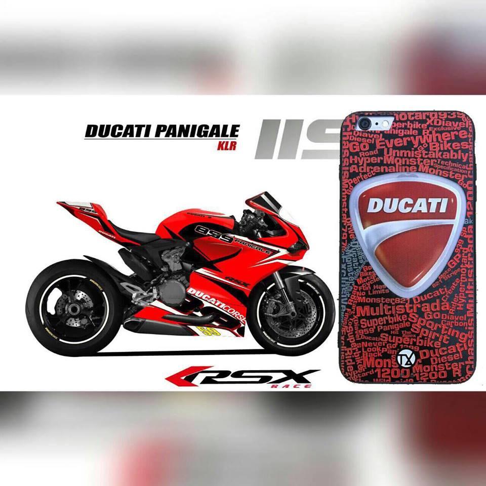 Ducati iPhone 5/5S/SE