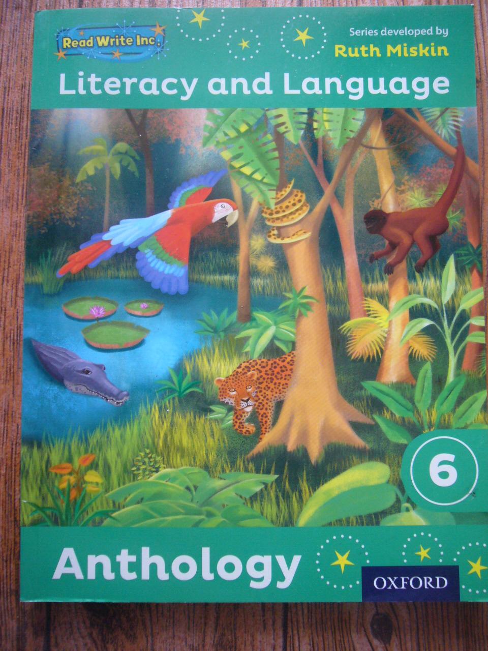 Literacy And Language (Anthology) 6