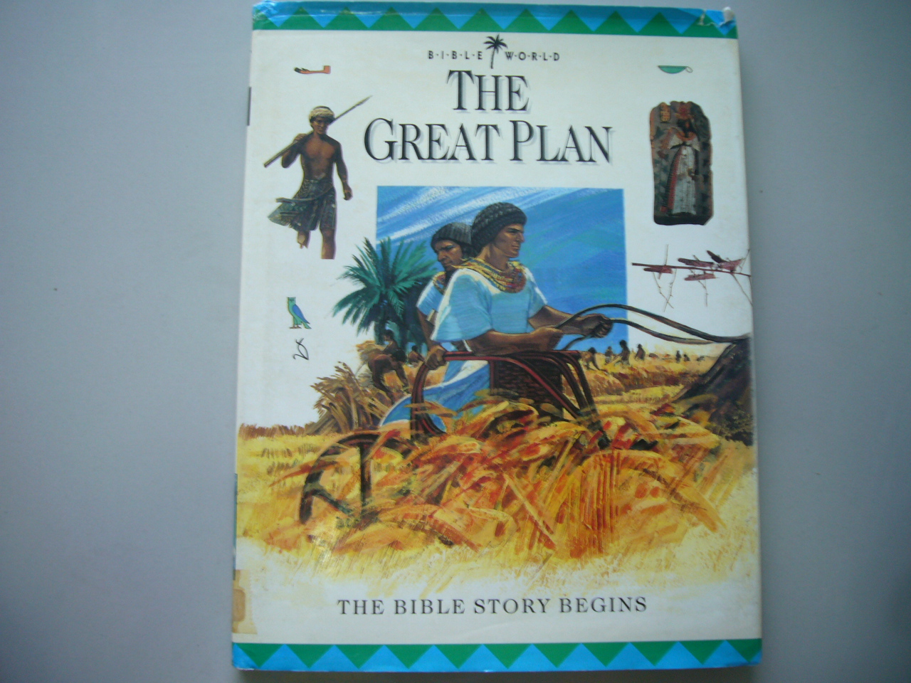The Great Plan: The Bible Story Begins