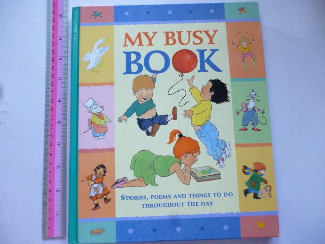 My Busy Book (Walker Books)