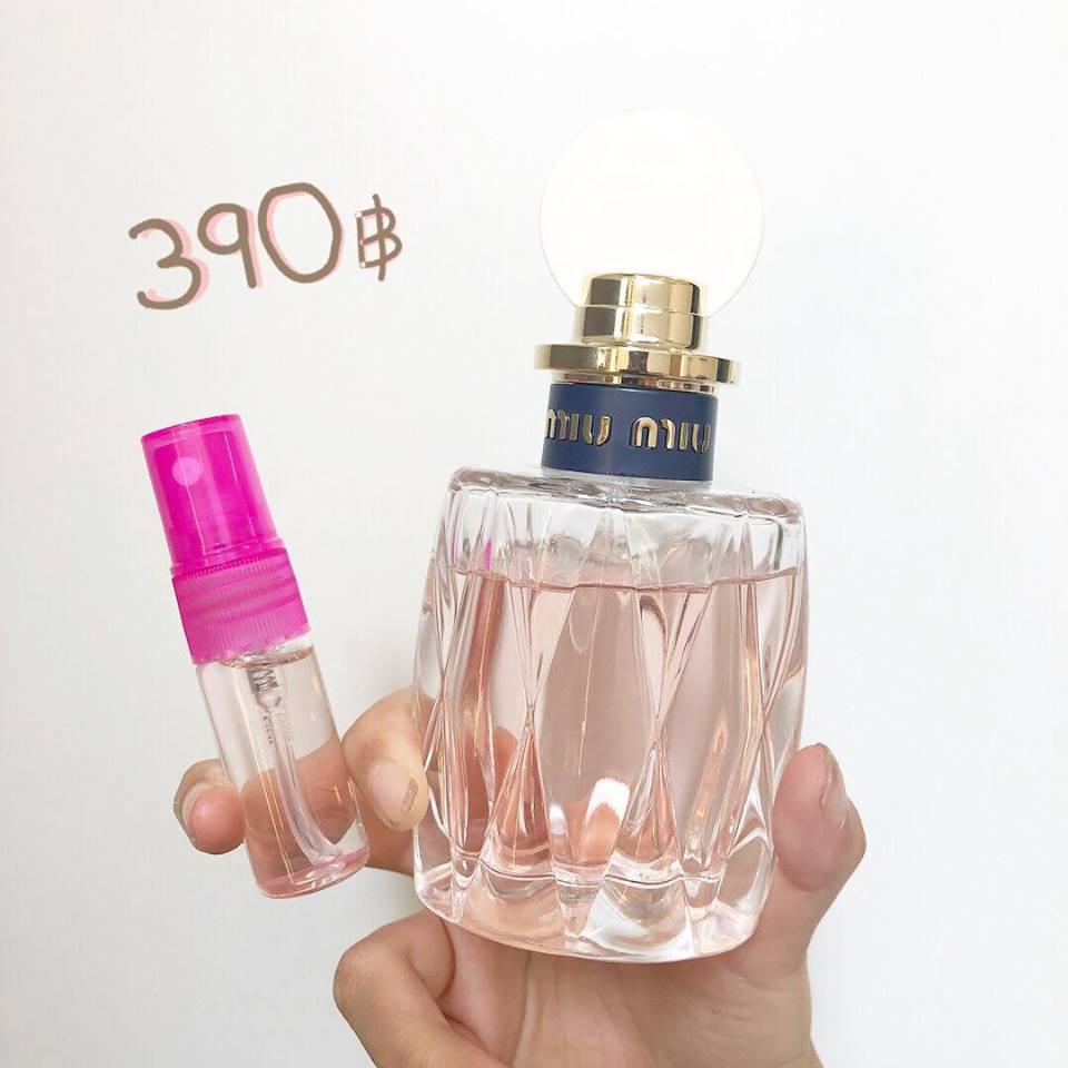 น้ำหอมแบ่งขาย MIU MIU L'eau Rosée EDT ขนาด 10ml.