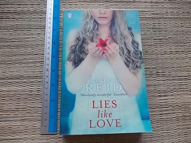 Lies Like Love By Louisa Reid (Paperback)