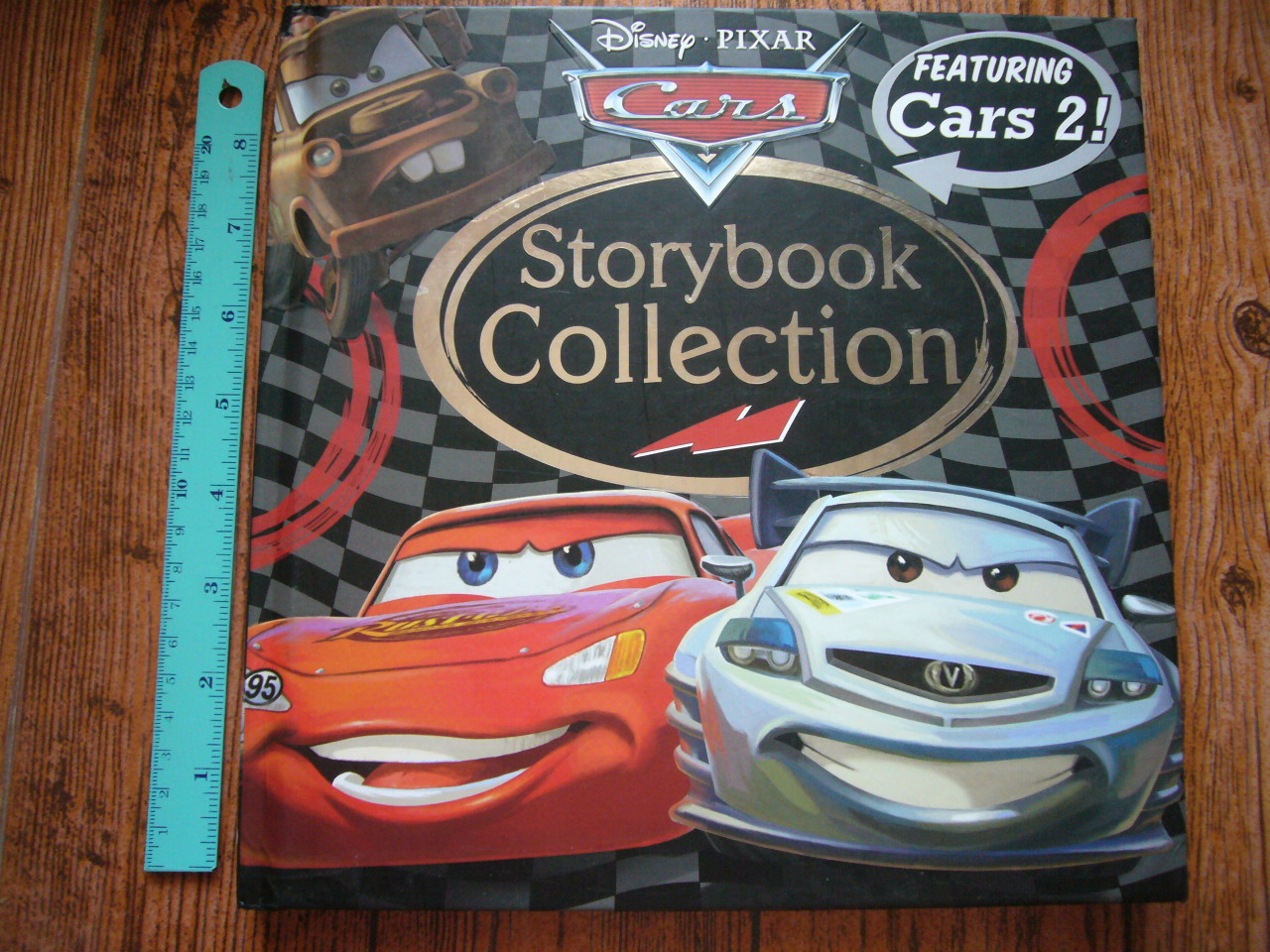 CARS Storybook Collection (Featuring Cars 2)
