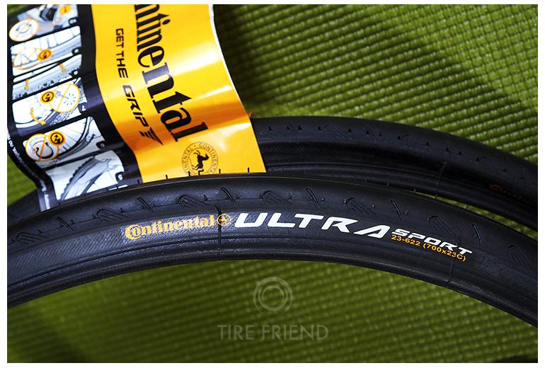 **หมด** ยาง Continental Ultra Sport