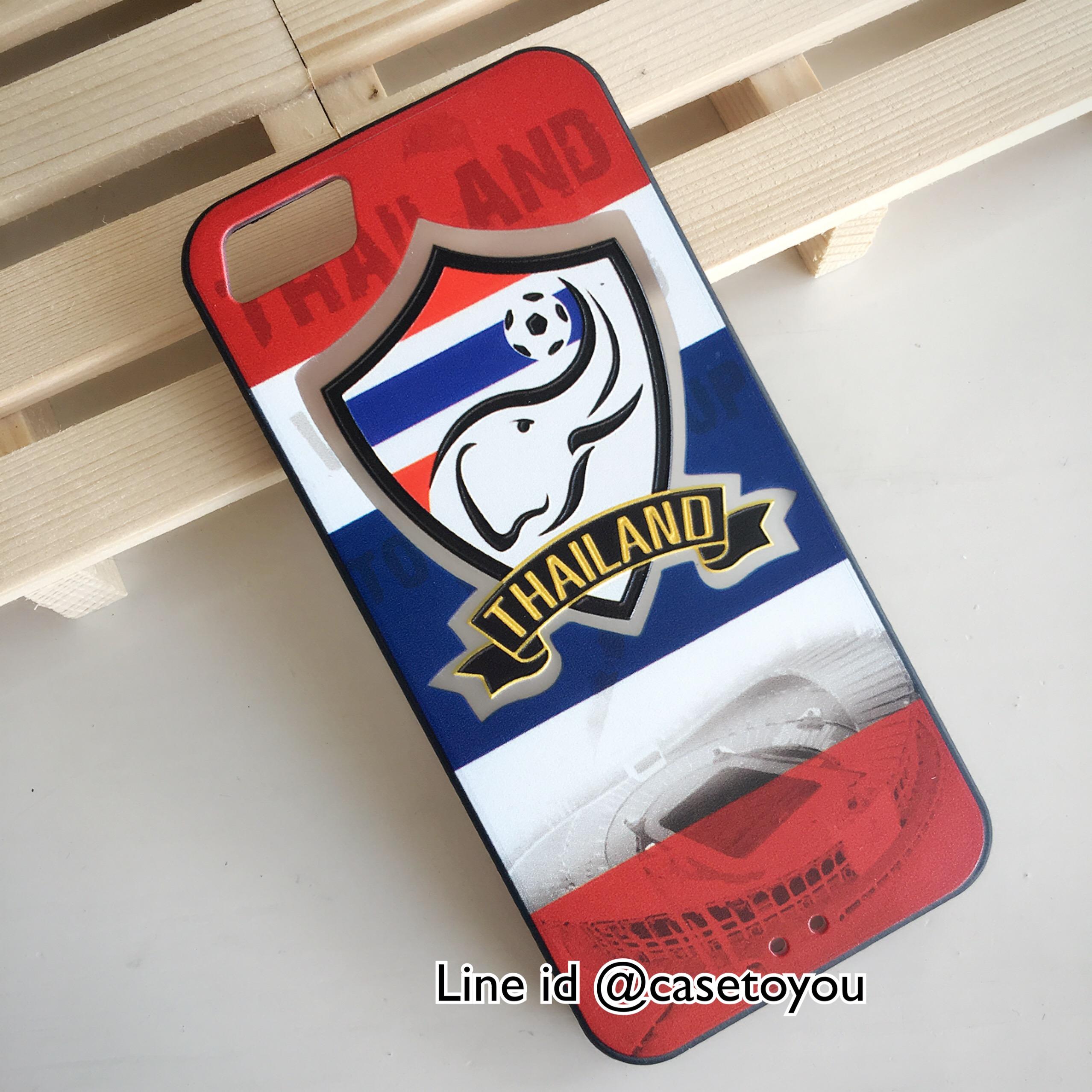 เคสฟุตบอลทีมชาติไทย iPhone 6/6S