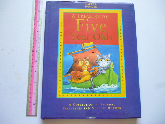 A Treasury For FIVE Year Olds (Marks & Spencer)