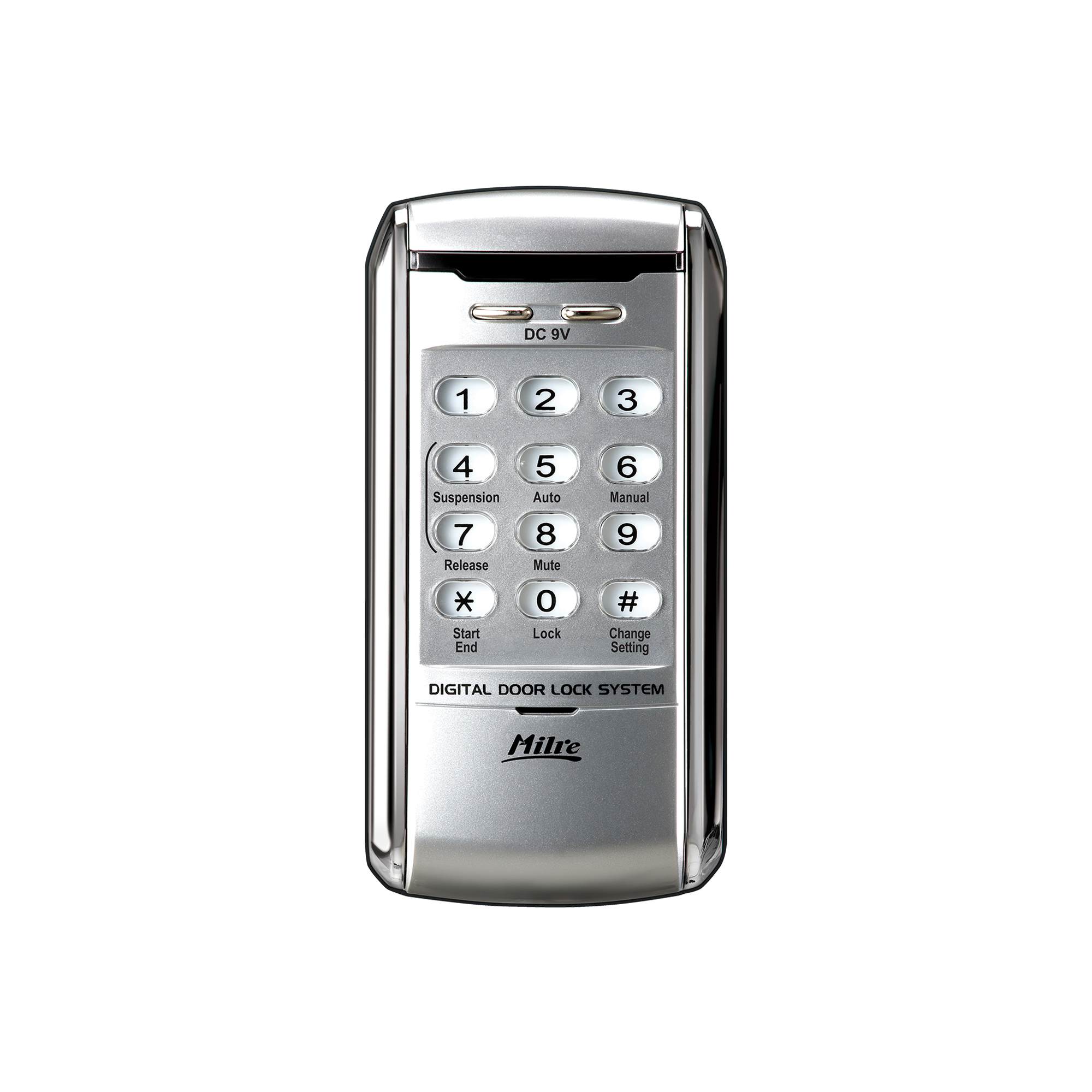 LOXguard Digital Door Lock รุ่น Milre MI-2300 (Code+Master Code)