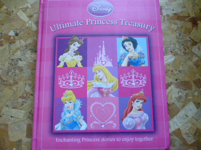 Ultimate Princess Treasury (Disney Princess)