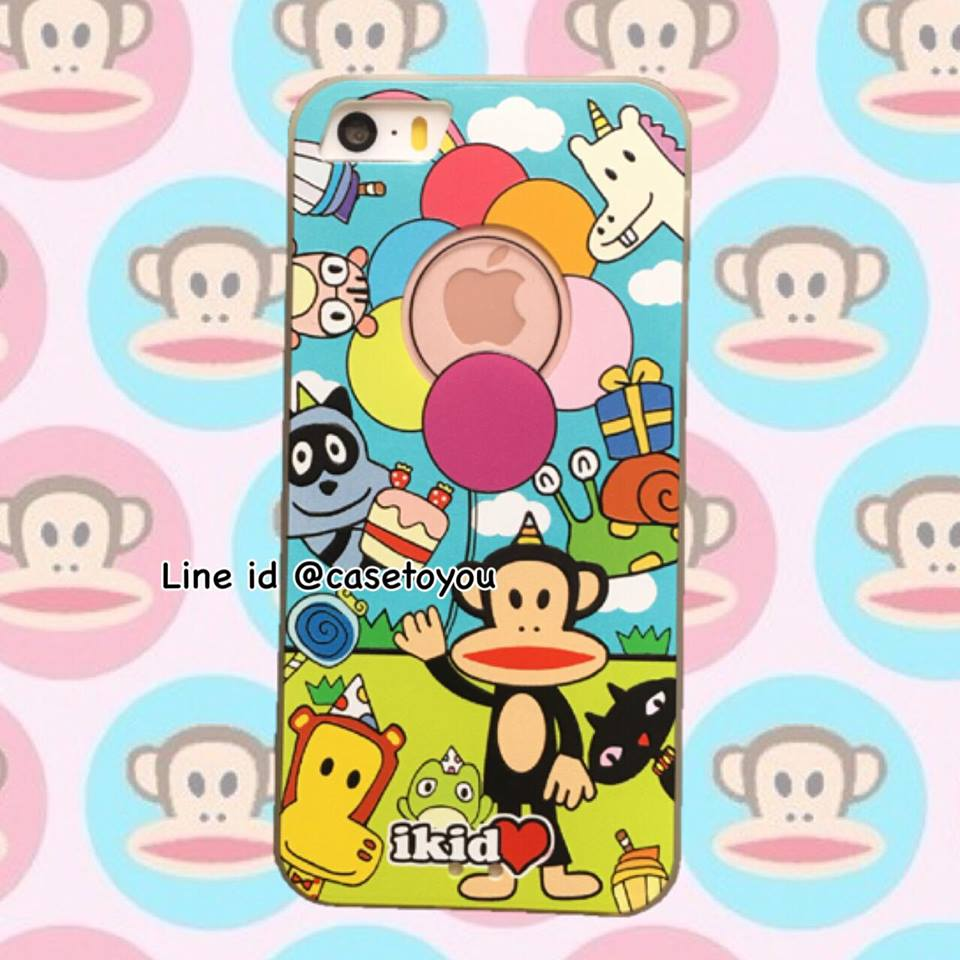 iKid Paulfrank iPhone 5/5S/SE