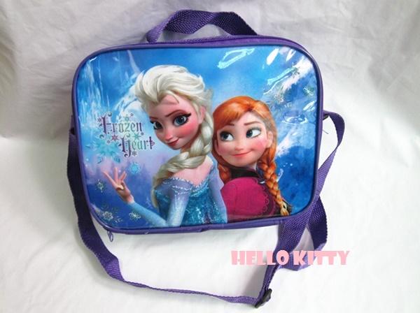 กระเป๋าเก็บความร้อน / ใส่กล่องข้าว Frozen