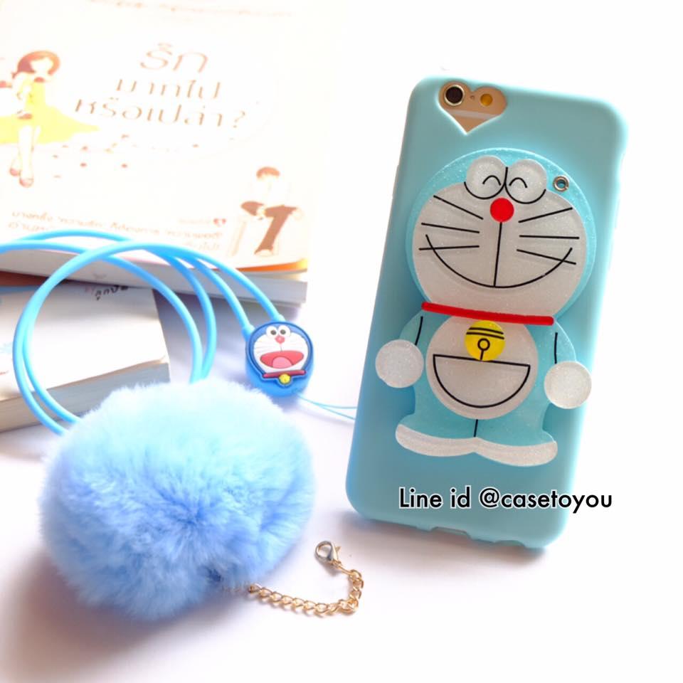 Doraemon กระจกวิเศษ iPhone 5/5S/SE