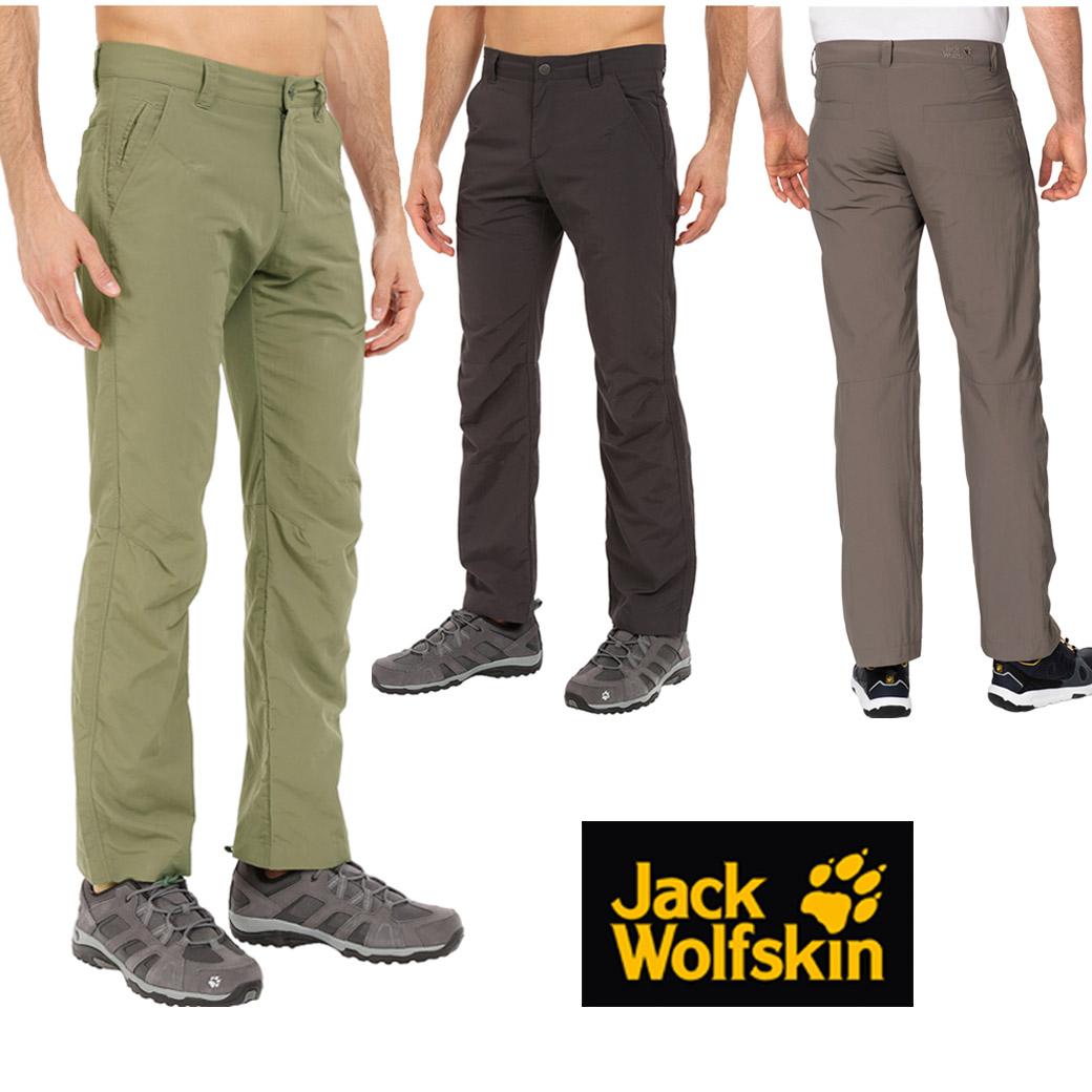 Jack Wolfskins Men's Kalahari Pant