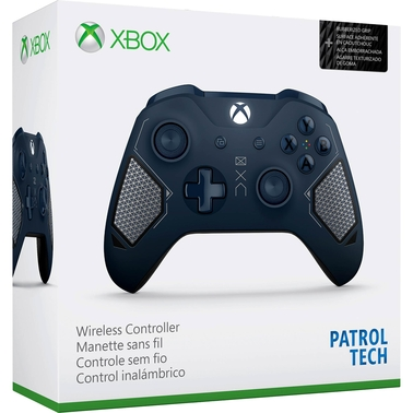 Xbox Wireless Controller – Patrol Tech Special Edition (Gen 3)(Wireless & Bluetooth) (Warranty 3 Month)