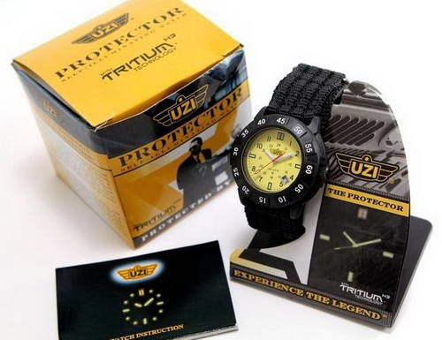 ๊UZI Protector watch