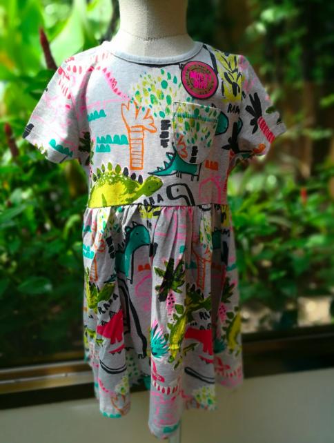 Next Dress size 5-6 years