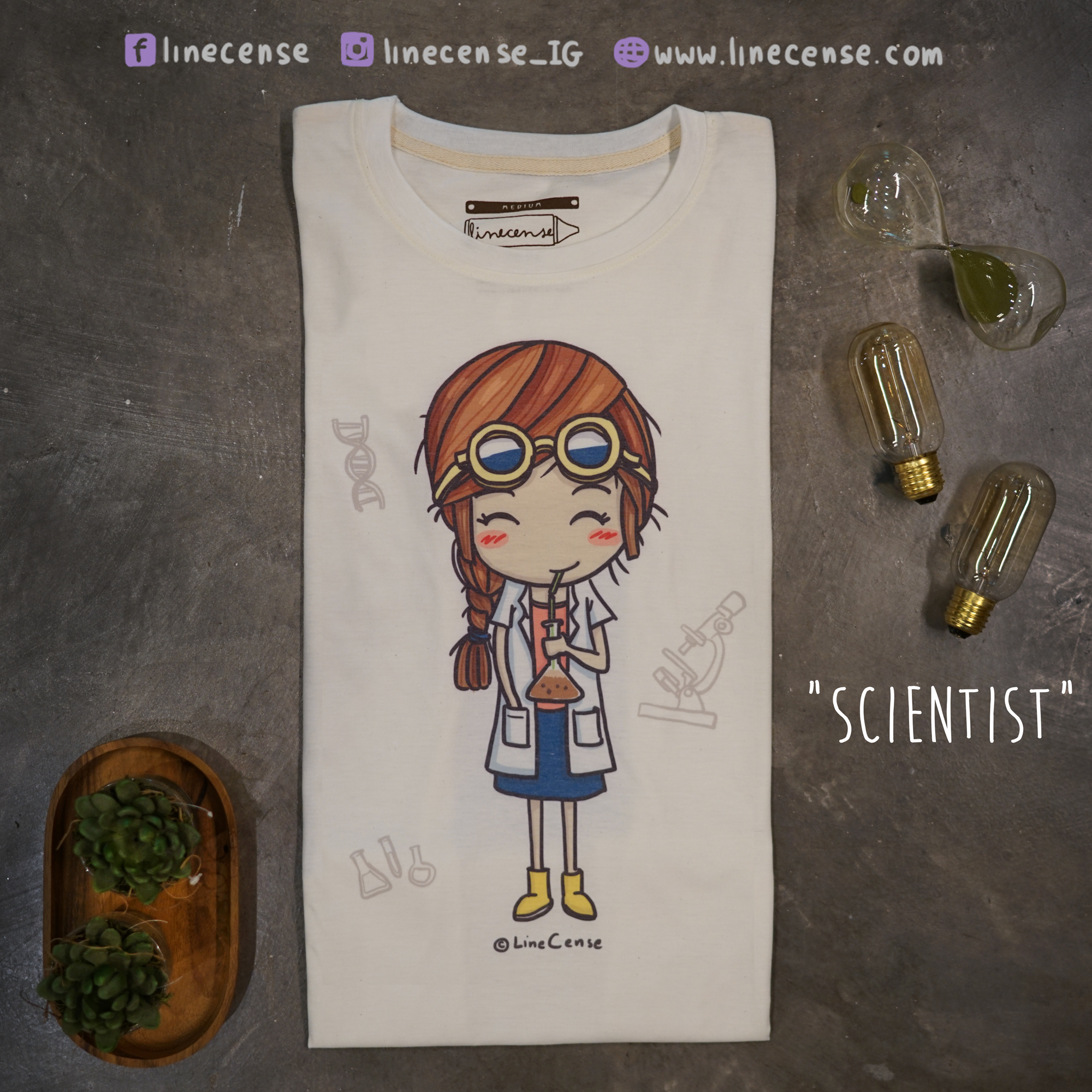 Scientist Girl