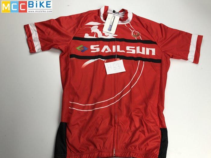 เสื้อปั่นจักรยาน ขนาด L ลดราคา รหัส H53 ราคา 370 ส่งฟรี EMS