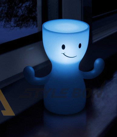 โคมไฟ Casper Solar Night Lamp