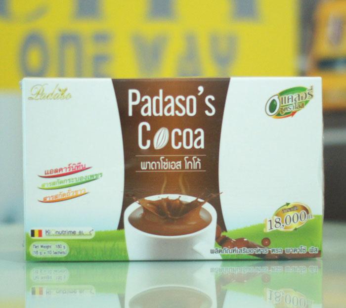 พาดาโซ่เอสโกโก้ Padaso CoCoa