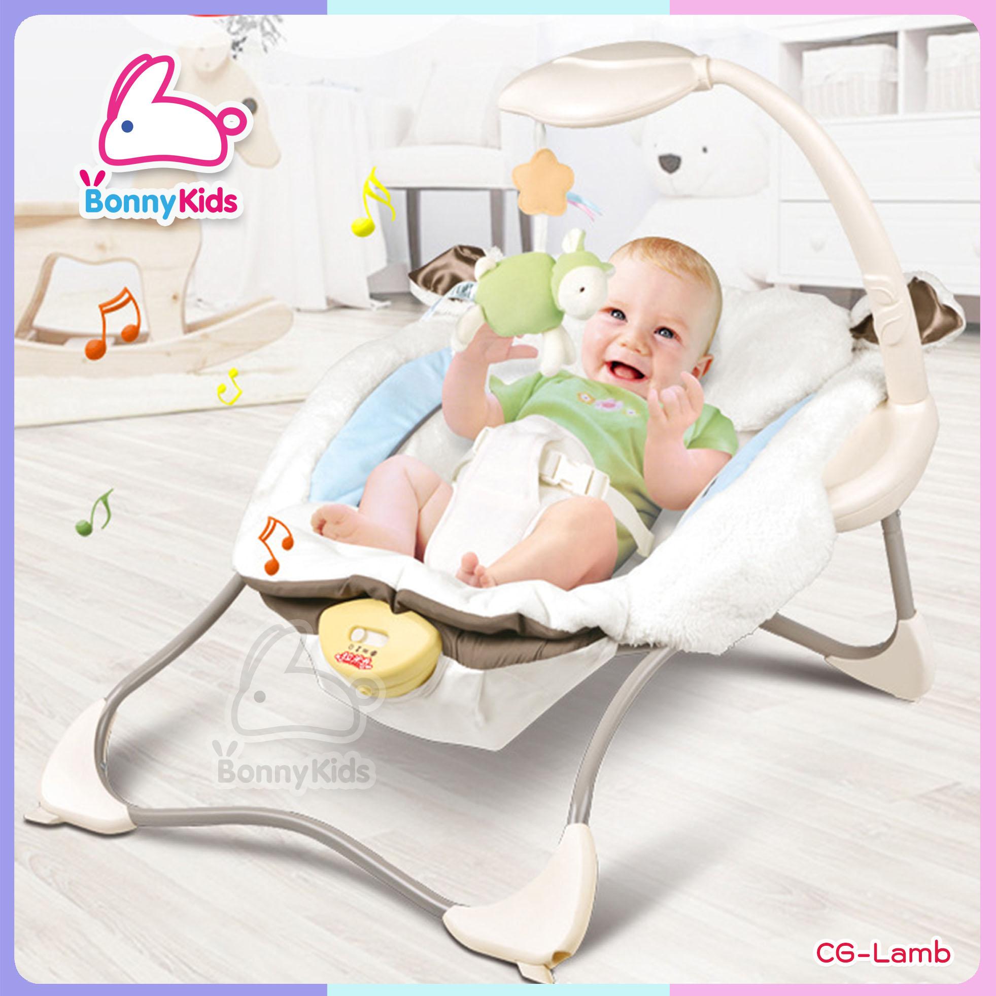 เปลนอน Little Lamb INFANT SEAT ระบบเสียงและสั่นได้