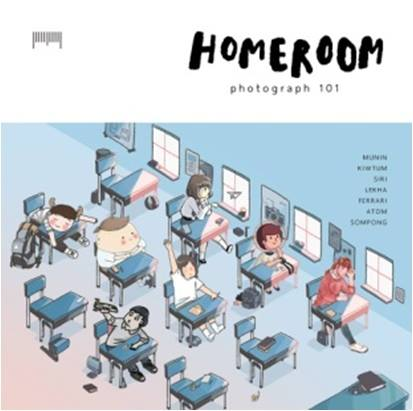 HOMEROOM photograph 101 [mr01]