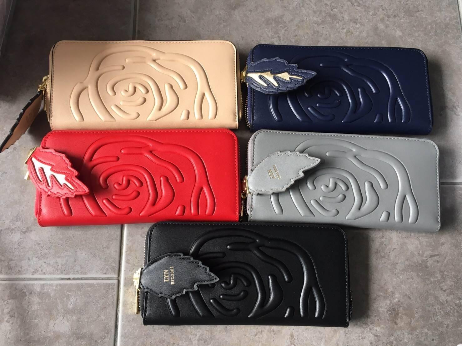 NEW! LYN ROSIE Long Wallet