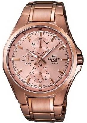 นาฬิกาข้อมือ CASIO EDIFICE MULTI-HAND รุ่น EF-339G-9AV