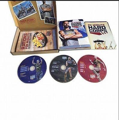 22 Minute Hard Corps Workout – Tony Horton DVD ฺBoxset